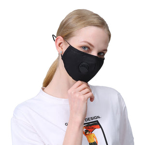 Reusable Washable Filter Face Mask