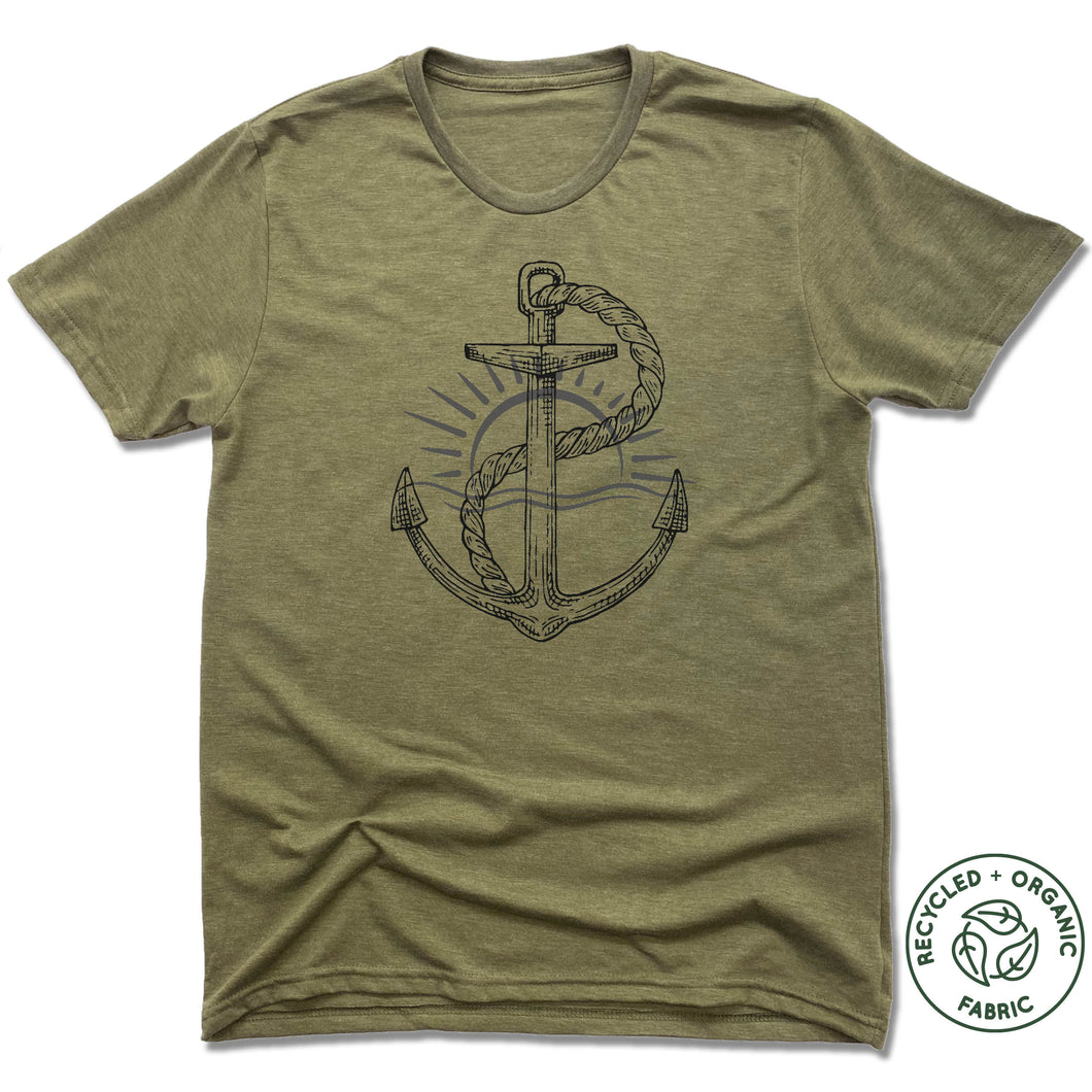 Anchor - Olive Green