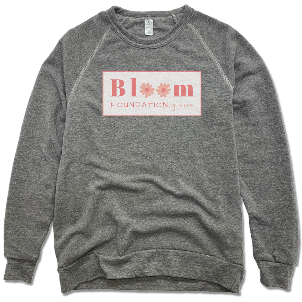 FLEECE SWEATSHIRT | BLOOM