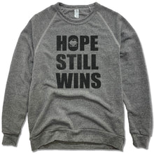 Load image into Gallery viewer, Hope Still Wins Vintage Block | FLEECE SWEATSHIRT