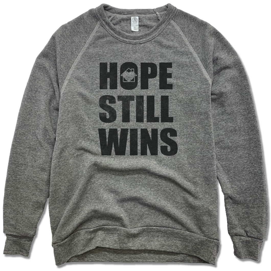 Hope Still Wins Vintage Block | FLEECE SWEATSHIRT