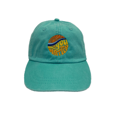 Load image into Gallery viewer, YOU MATTER | EMBROIDERED SEAFOAM GREEN HAT