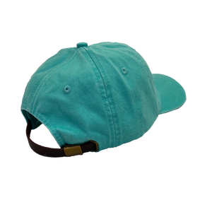 YOU MATTER | EMBROIDERED SEAFOAM GREEN HAT