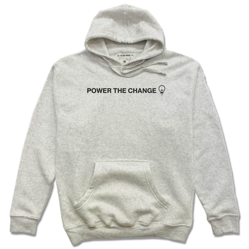 HUMANITY AND HOPE | HOODIE | POWER THE CHANGE BULB