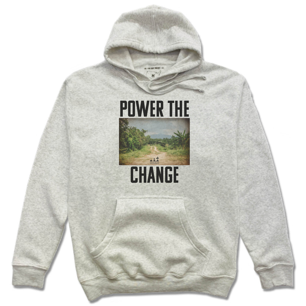 HUMANITY AND HOPE | HOODIE | POWER THE CHANGE PHOTO