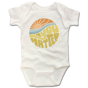 You Matter | WHITE ONESIE