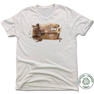 Wild and Free - Unisex Recycled Tri-Blend T-shirt