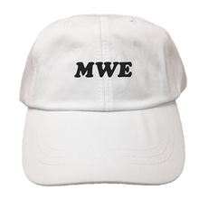 Load image into Gallery viewer, MWE EMBROIDERED Cotton Twill HAT