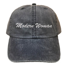 Load image into Gallery viewer, Modern Woman Combo Pack - EMBROIDERED HAT & TEE