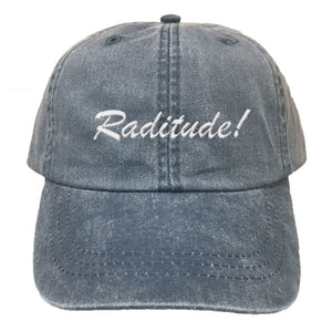 Raditude Combo Pack - EMBROIDERED HAT & TEE