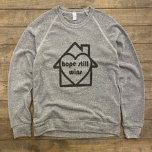 Load image into Gallery viewer, Hope Still Wins | FLEECE SWEATSHIRT