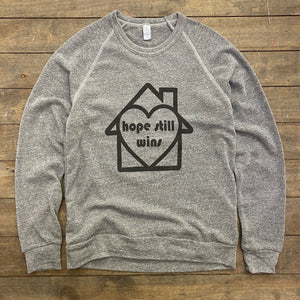 Hope Still Wins | FLEECE SWEATSHIRT