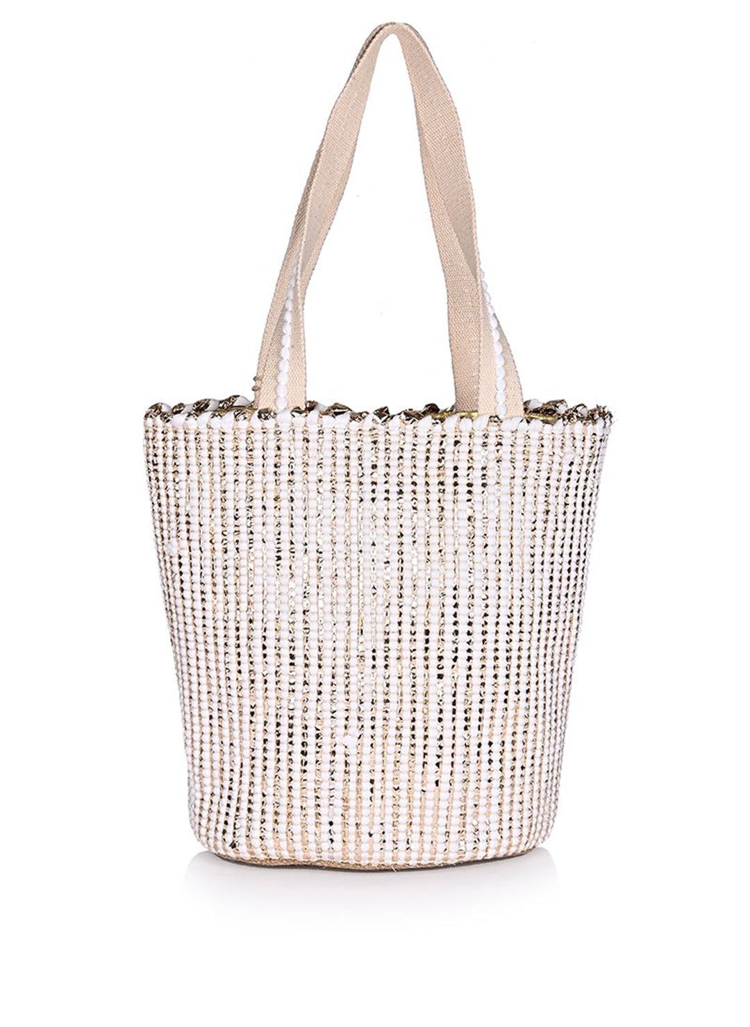 Natural Beauty Market Tote