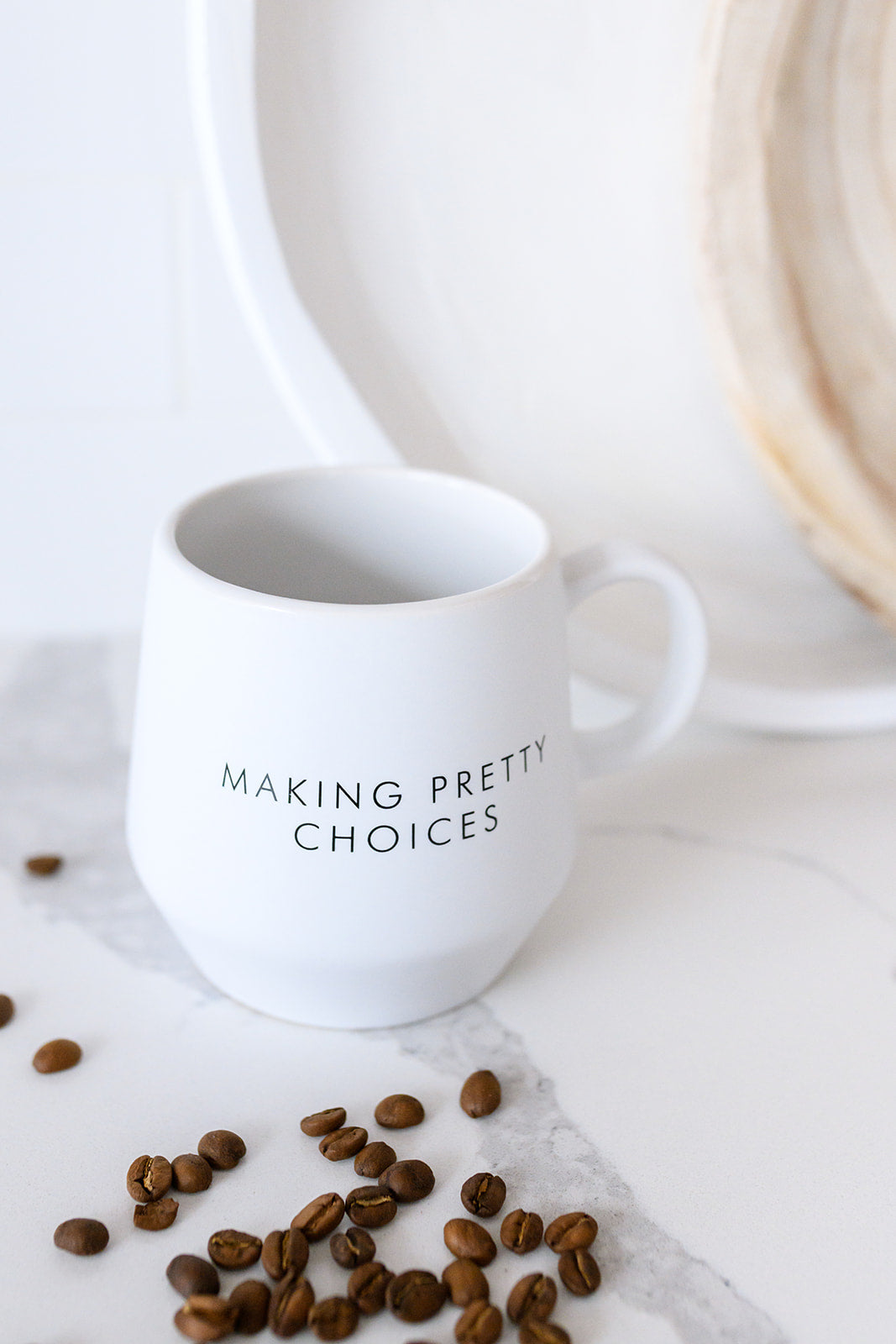 Making Pretty Choices Mug