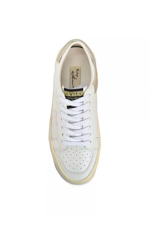 Gold Eye Sneakers