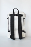 The Brooker Backpack - White