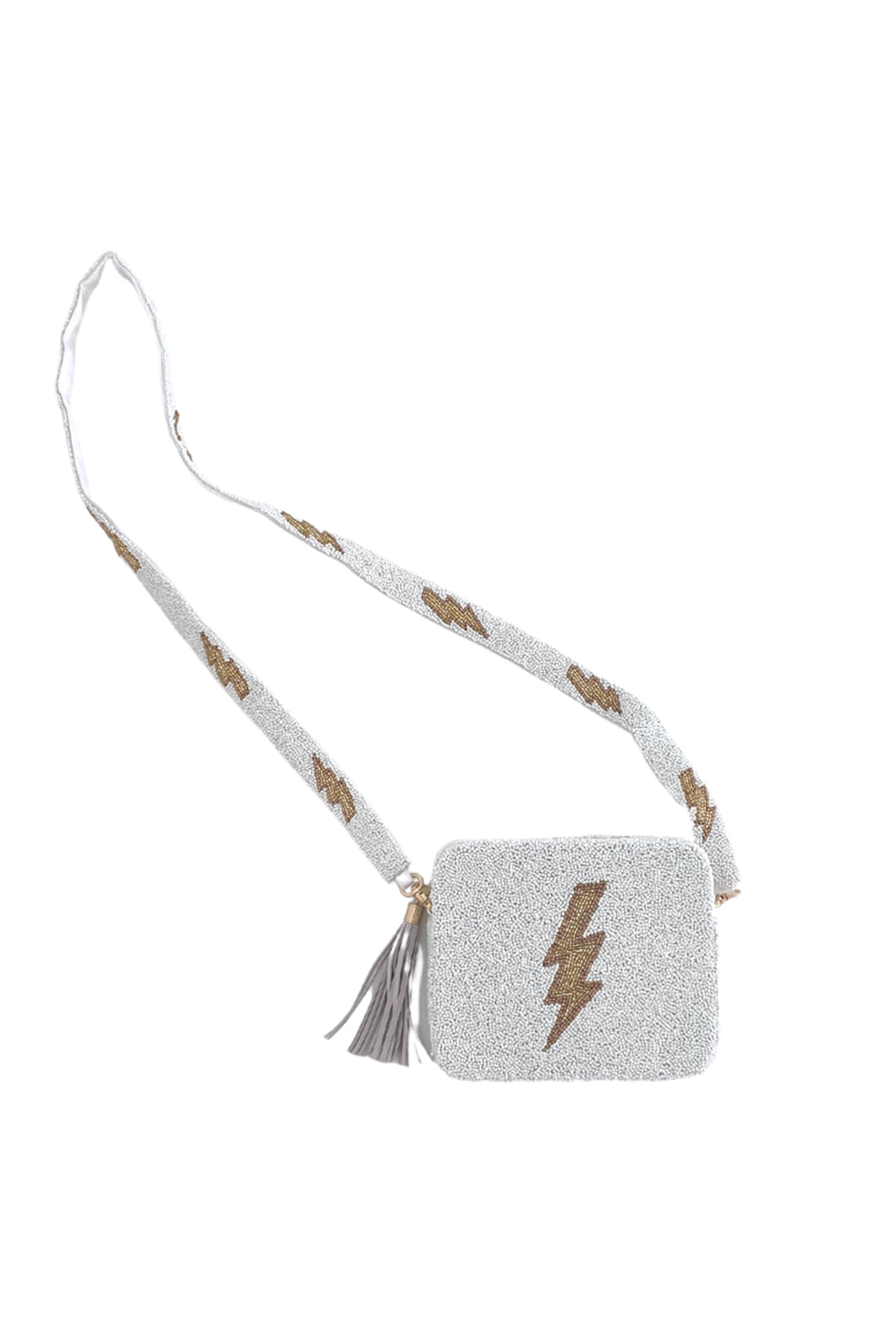 Lightning Bolt Crossbody