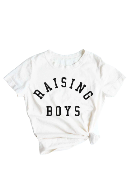 Raising Boys T-shirt
