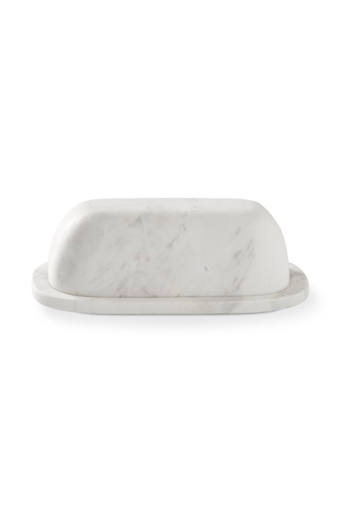 Ceramic Grey Glaze Butter Dish