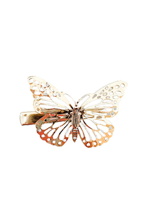 Butterfly Hair Barrette