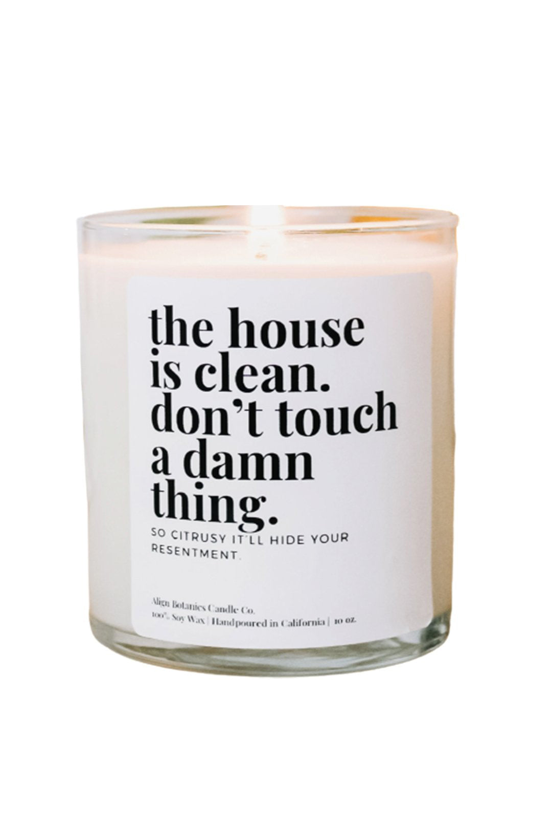Clean House Candle