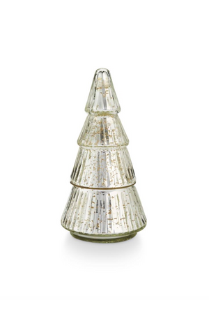 Mercury Tree Glass Candle