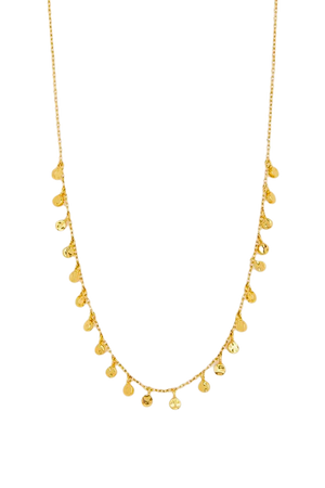 Chloe Mini Necklace - Gold