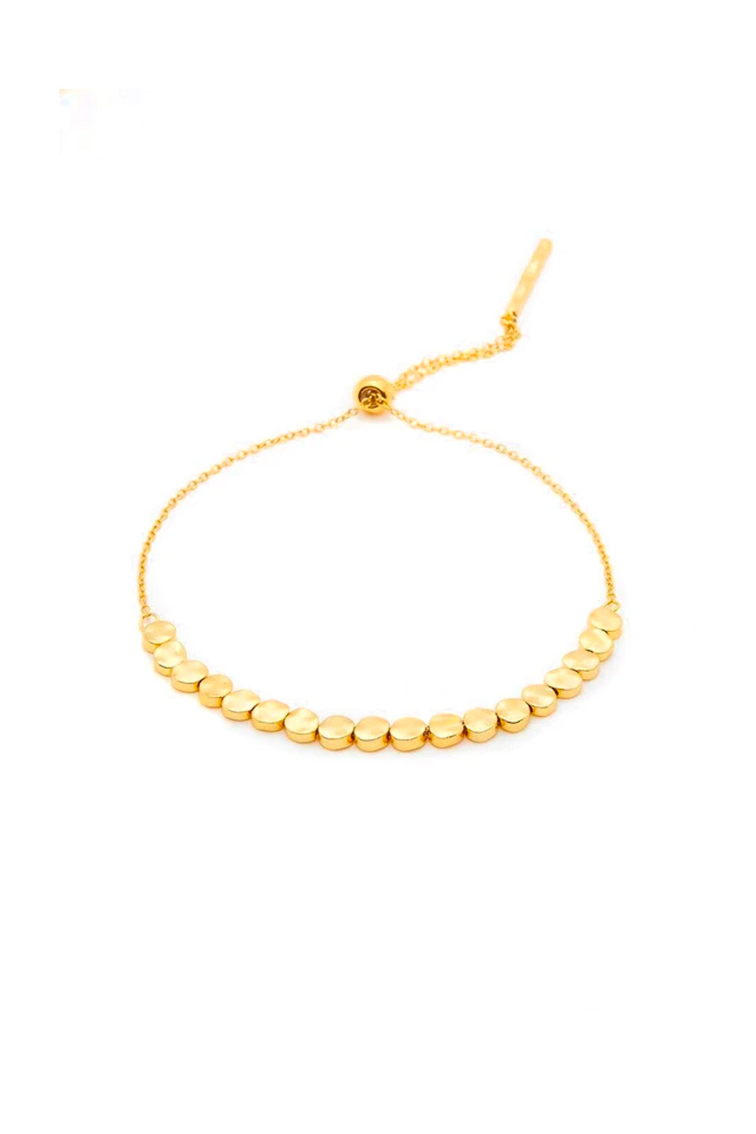 Chloe Small Bracelet - Gold