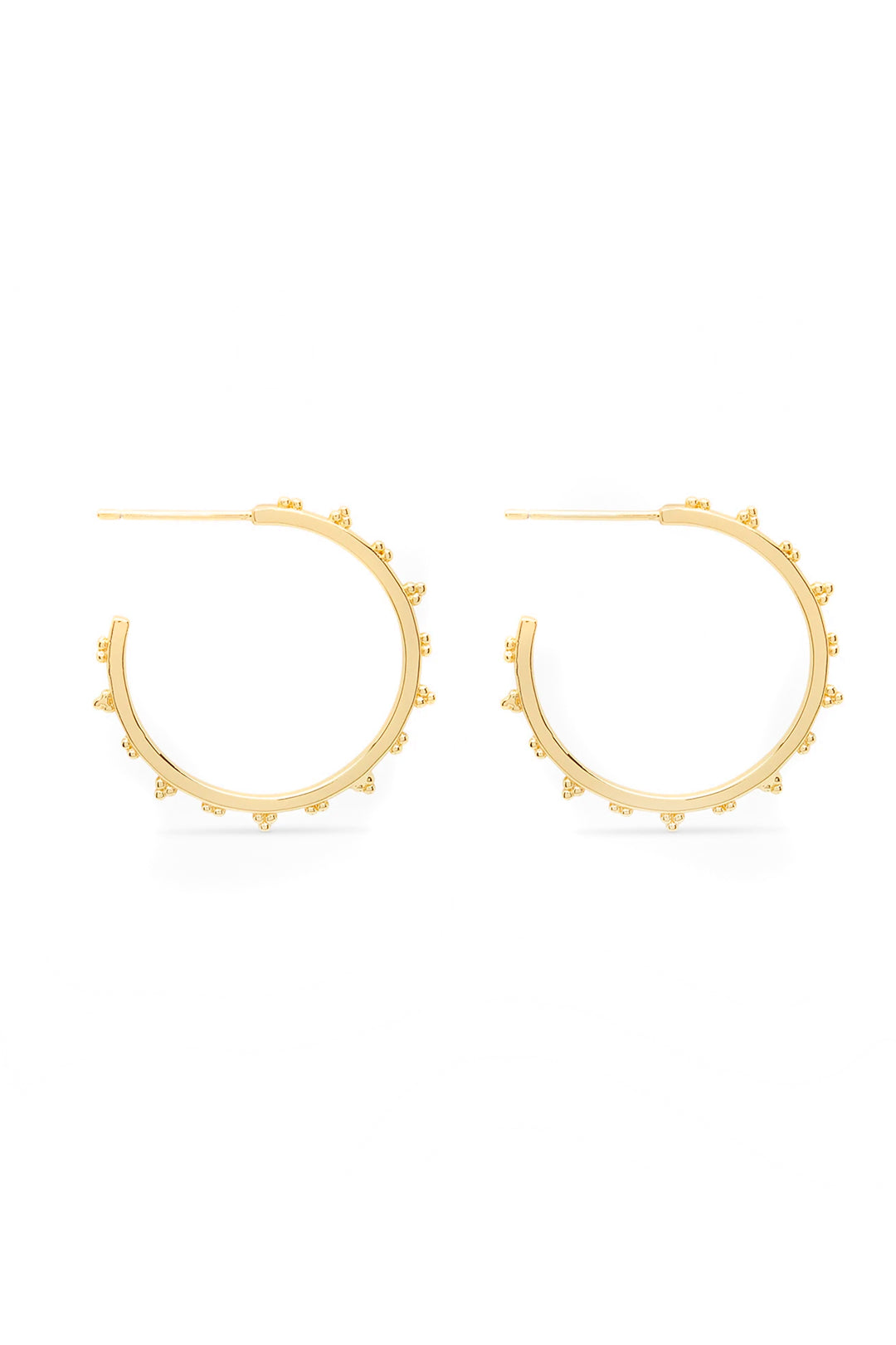 Costa Small Hoops
