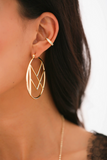 Ashton Ear Cuff - Gold