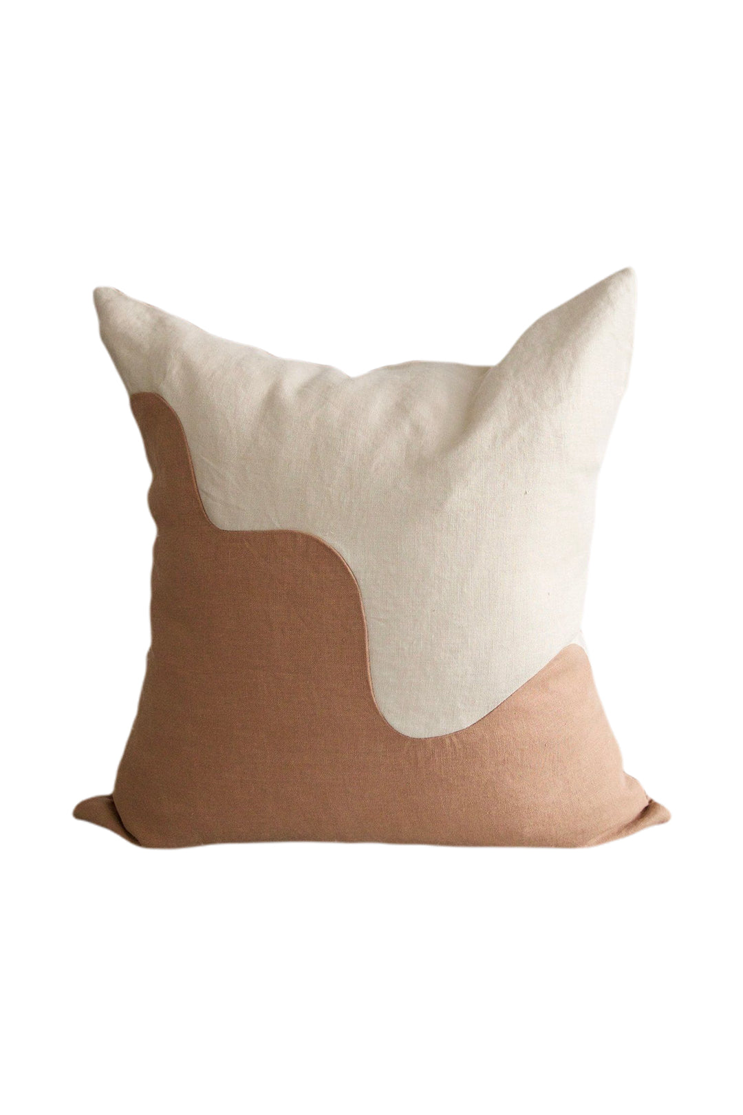 Curvy Square Pillow