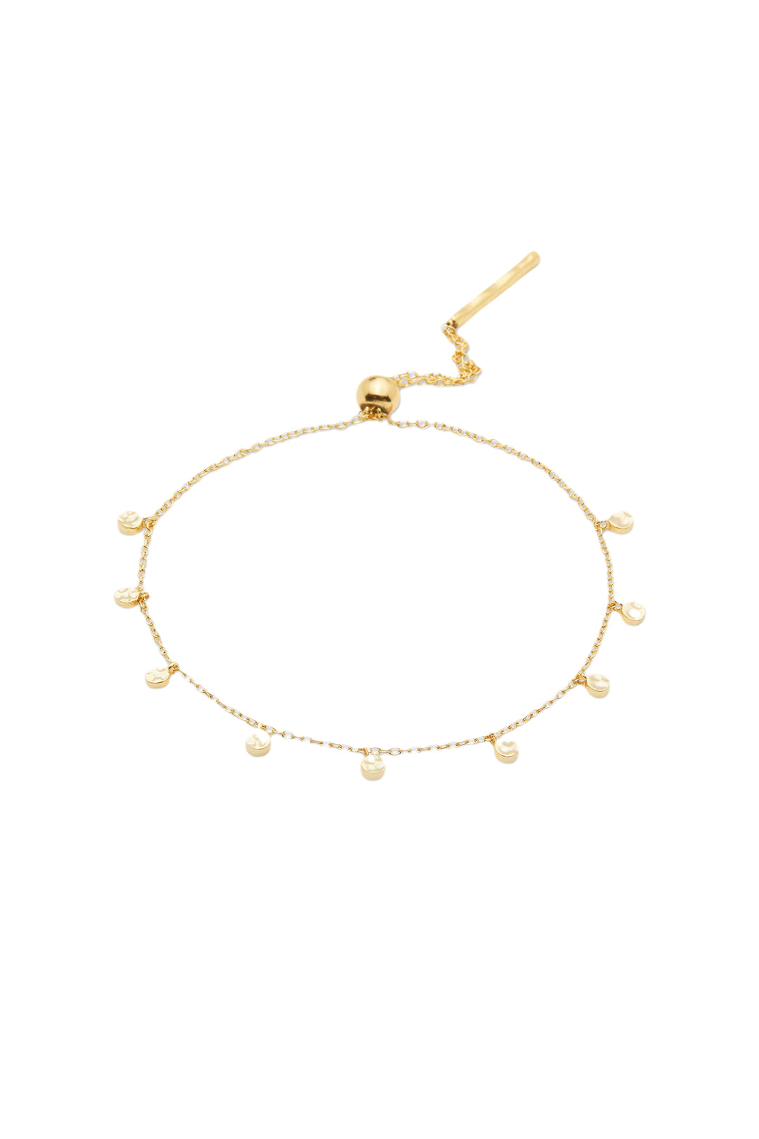 Chloe Mini Bracelet - Gold