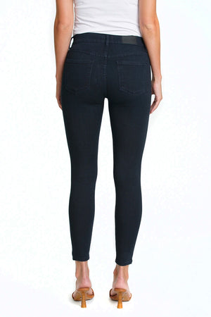 Audrey Mid Rise Skinny - Deep Navy