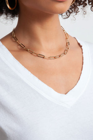 Erin Necklace - Gold