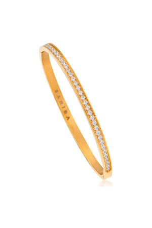 Lara Pave Bangle