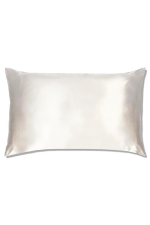 Slip Silk Pillowcase - White