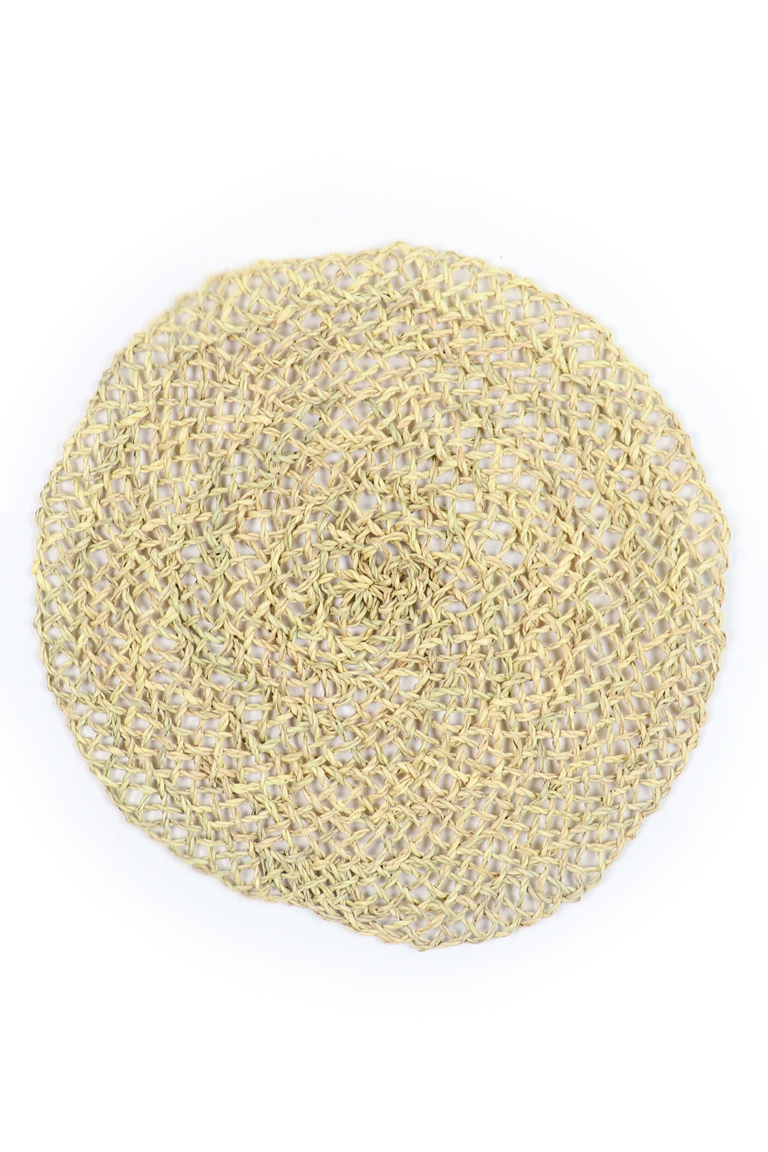 Woven Round Placemat