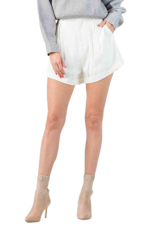 Cuvee Cuffed Shorts