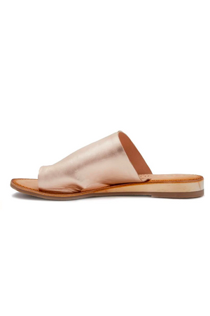 Whitney Rose Gold Sandal