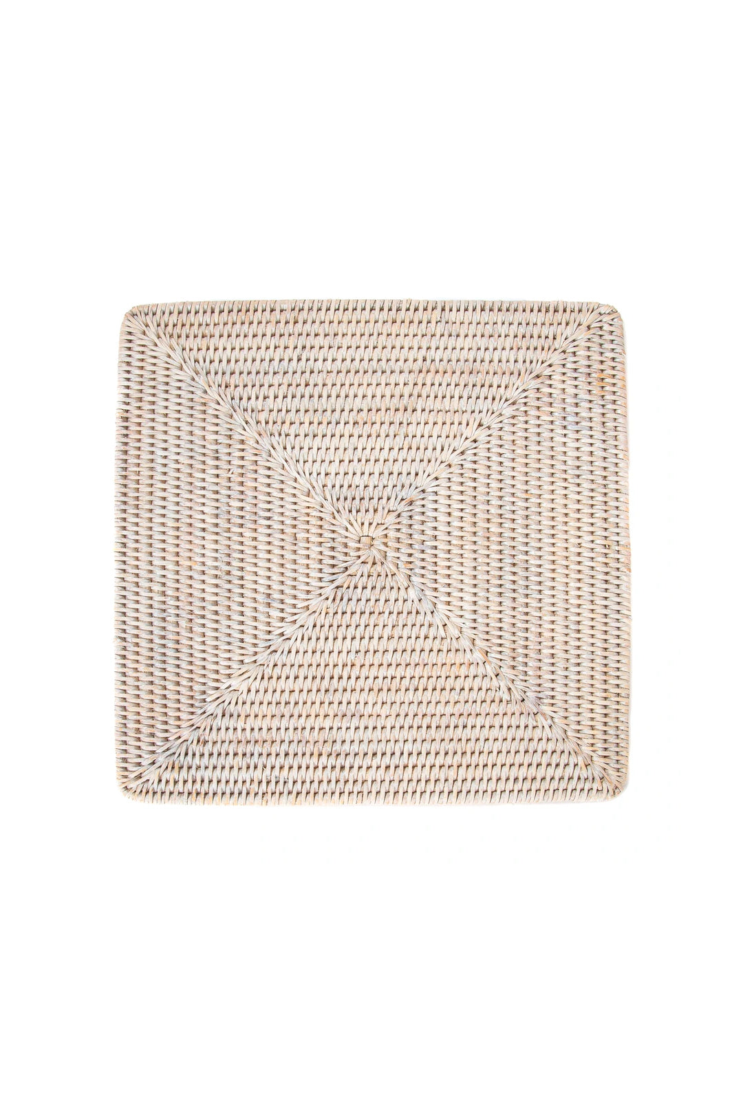 Square Placemat - White Wash