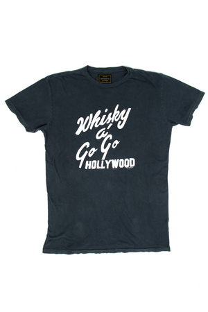 Whiskey a' Go Go Hollywood Tee