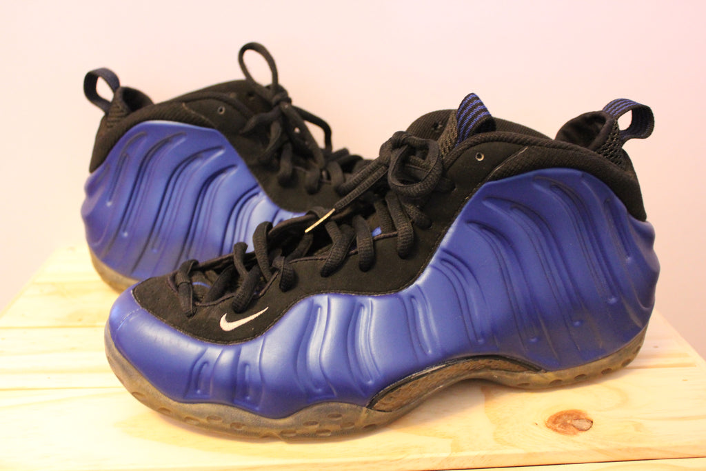 "Air Foamposite One ""Royal 2006"""