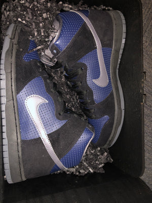 "Nike SB Dunk High ""Gino Special Box"""
