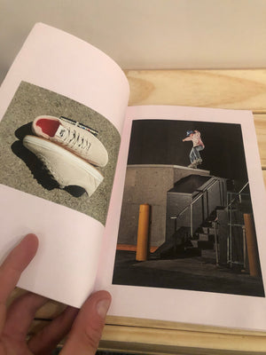 Nike Quartersnacks Booklet