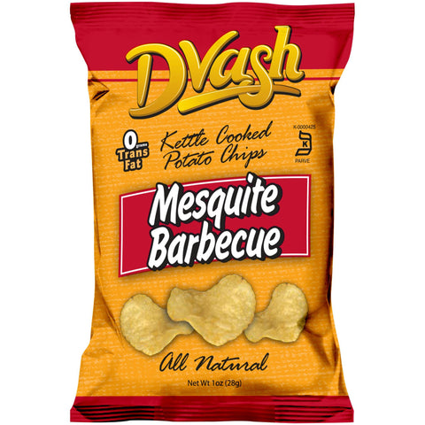Dvash - Kettle Cooked Potato Chips - BBQ - 80/1 oz