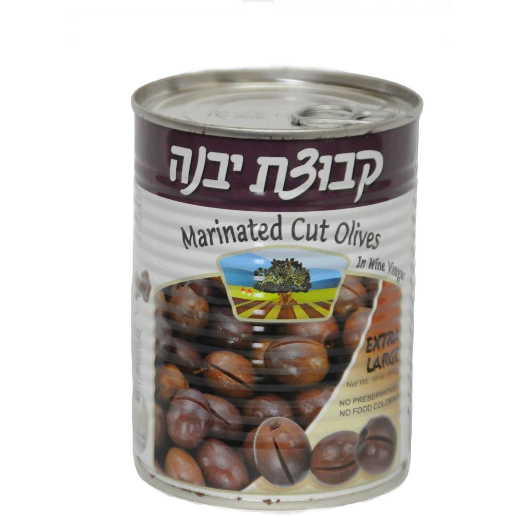 Marinated Olives In Wine Vinegar XL 24/19 oz