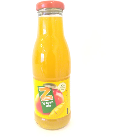 Spring Glass - Tapuzina Fruit Drink - Mango 24/330ml