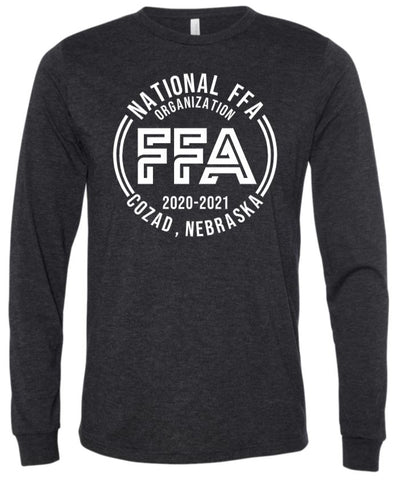 FFA Long Sleeve Tee