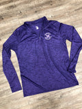 Women's Heathered Quarter Zip