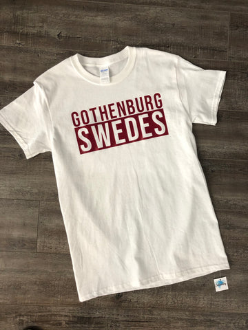 Gothenburg Swedes - White